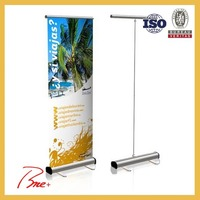 High quality Economic roll up banner stand,Display Racks