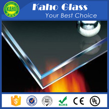 8mm fire heat resistant tempered glass