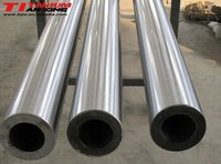 ASTM B338 gr2 seamless titanium pipe and tube