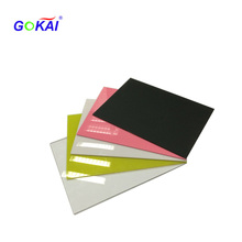 Waterproof 0.3mm pvc transparent rigid sheet for photo album