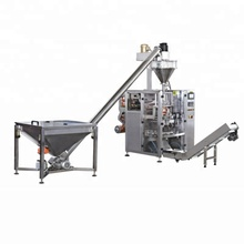 Automatic CE approval auger filler Vertical Form Fill Seal packing machine V420 Model for powder product by pillow bag