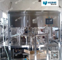 Automatic Liquid Filling Capping Machine /100-350ml Bags