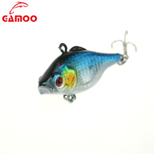ABS Plastic VIB Lure 12g 7cm Hard Fishing Lure With 3D Lure Eyes