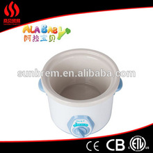 china goods wholesale industrial slow cooker, electric slow cooker, chinese slow cooker