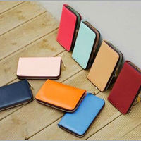 2013 new products leather pouch cover case for Samsung Galaxy Note 2 N7100 leather case with zipper