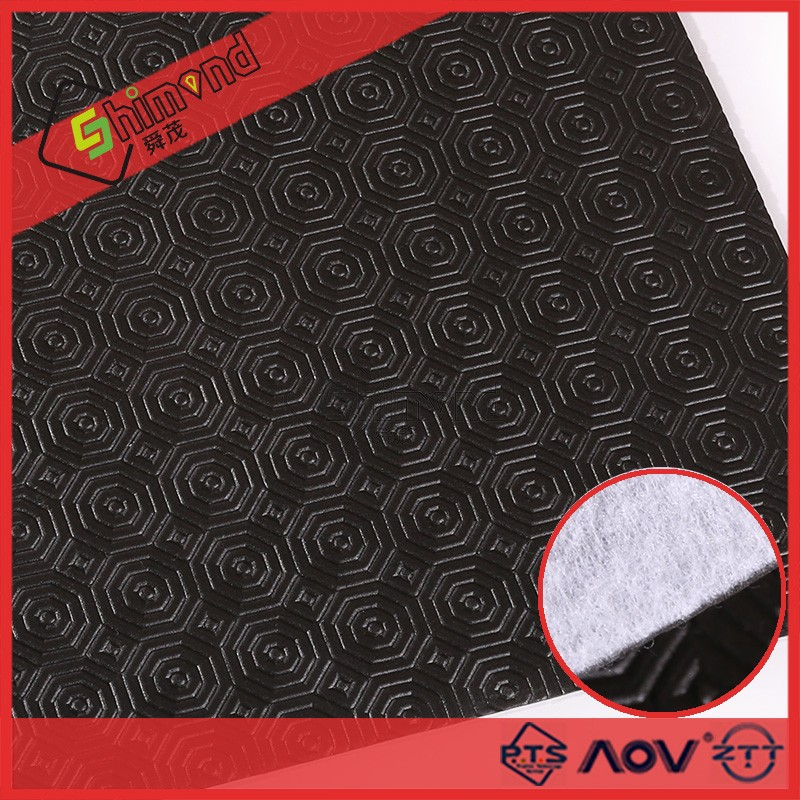 2015 New Arrival PVC Artificial Leather Table Protector