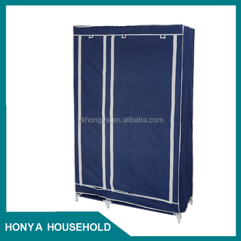Assemble Plastic Portable Closet And Wardrobe