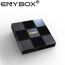 Eny New Z66X ZTE ZXIC ZX296716 Android 7.1 Android Smart TV Box Full HD Media Player
