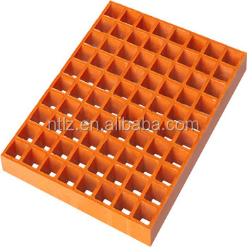 composite concave surface grp mesh flooring,moulded grating,fiberglass walkway mesh