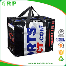 Wholesale unique recycled full color printing retail shopping bags