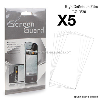 High Quality Clear Screen Protector Film Pet Film Screen Protector For Samsung J7 2017
