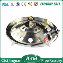 Hot sale in ningbo gas cooktop reviews, portable camping gas stoves, outdoor automatic gas cooker