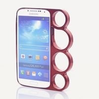 Fashion Knuckles Rings Cell phone Hard Case for Samsung Galaxy S4 i9500
