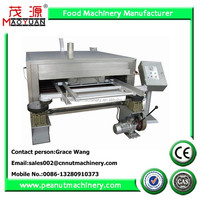 gas coated peanut roaster/peanuts drying machine