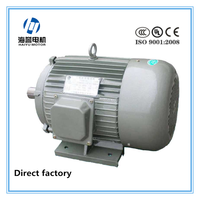 Good price YX3 high efficiency series electric motor 100 kw