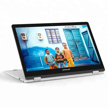 13.3inches 360 Degree folding Fingerprint Intel CoreM 7Y30 Super slim Laptop Computer