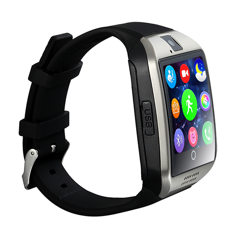 Hot sale sports smart watch q18 gt08 dz09 a1 with CE certificate