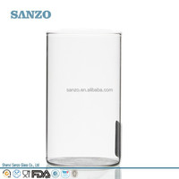 Sanzo Clear Handmade Custom Wholesale Borosilicate Drinking glassware