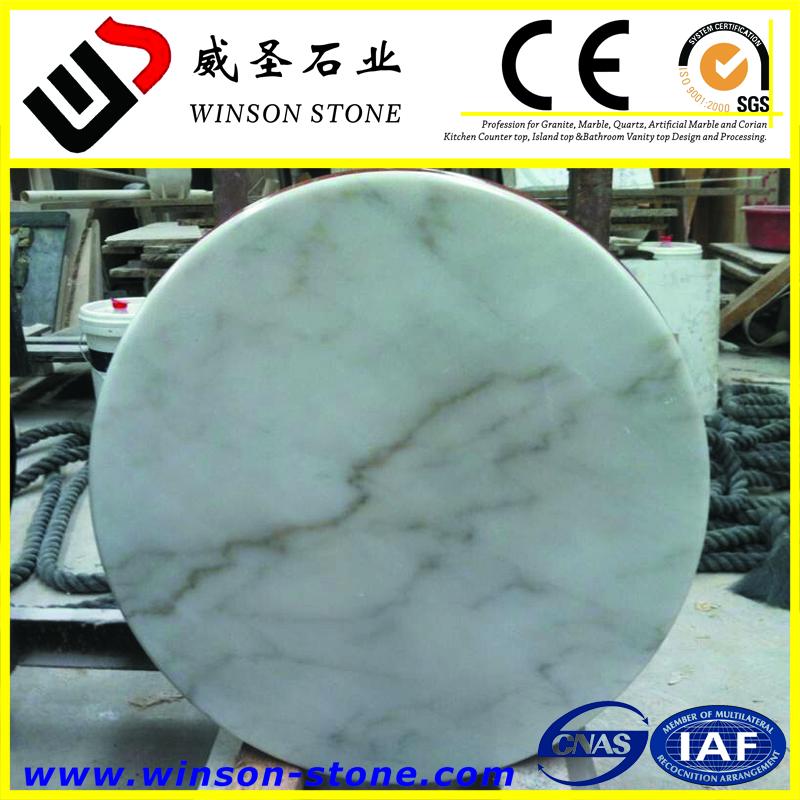 Guangxi blanco chino marmol blanco suelo de baldosas for Granito blanco chino