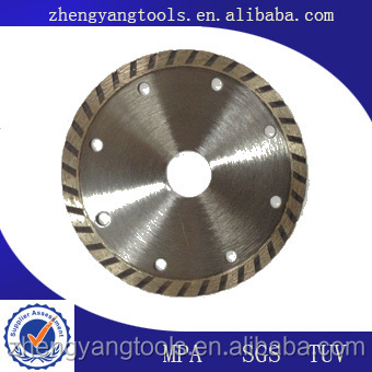large Tile Cutter circular saw blade diamond electric concrete saw