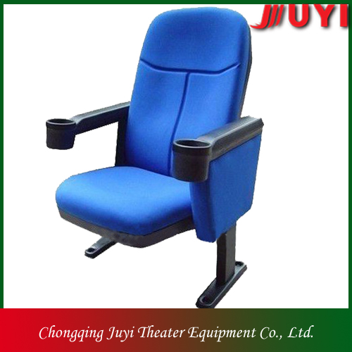 JY-907 Auditorium arm chair Theater arm chair seating modern arm chair cover