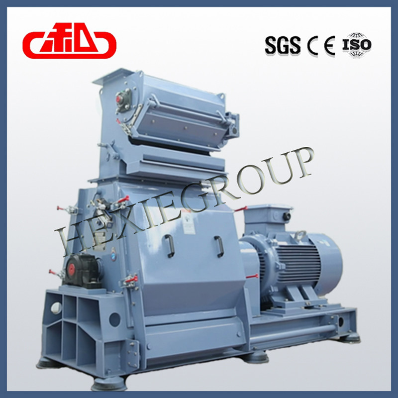 Good quality high capacity maize feed grinding hammer mill