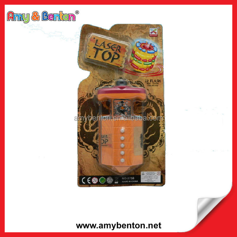 Most Attractive Top Toys Flash Laser Top Toys Spin Top