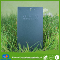 Blue Green Rough Texture Indoor Powder Coating