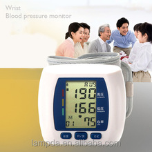 Medical supplies wrist tech blood pressure monitor digital blood pressure monitor wrist oximeter