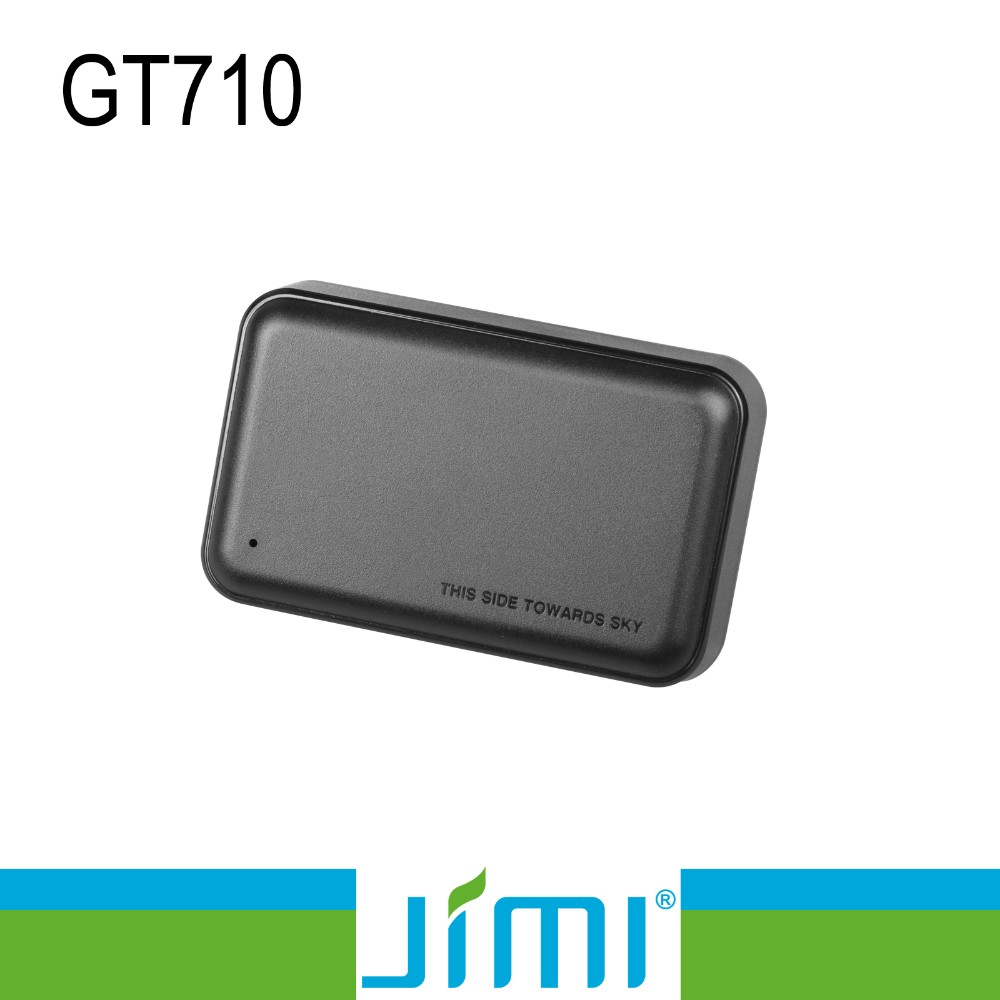 Factory price GT710 with waterproof IP67 Built-in advance gps tracker system
