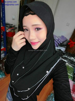Wholesale Fashion Muslim Arab dubai hijab
