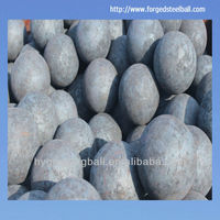 Wear-Resisting Forged Steel Grinding Ball For (iron,gold,copper and nickel ore) Ball Mill