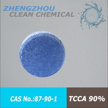 high quality TCCA Chlorine 90% tablet with best price