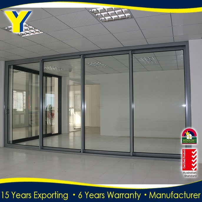 Aluminum Sliding Door Drawings/Double Glazed Aluminium Windows And Doors Comply with Australian Standards