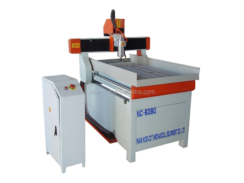 NC-6090 cnc 9060 router cutter engrave machine eps foam routing machine cutter