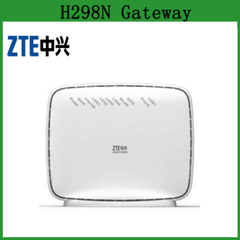 ZTE H298N Gateway with Gigabit Ethernet WAN