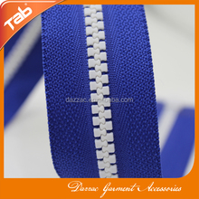 garment resin zipper