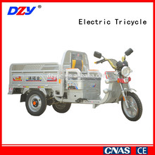 501 - 800W Power and 48V Voltage three wheel electric tricycle