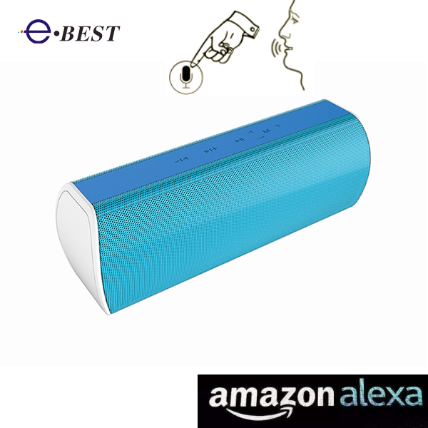 Ebest New Product Portable WIFI speaker Alexa Voice Assistant