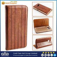 [GGIT] Comfortable Leather Case for Samsung for Galaxy S6 SM-G920/G9200/G9208/SS/G9209/G920A/G920F/G920FD/G920I/G920S/G920T