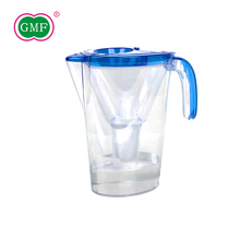 High capacity kitchenware 2.5L storage water plastic kettle with filter