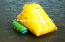 water park equipment commercial used inflatable water climbing wall