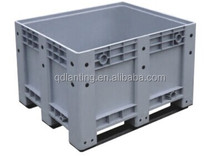 hot sale large cheap plastic crates with lid