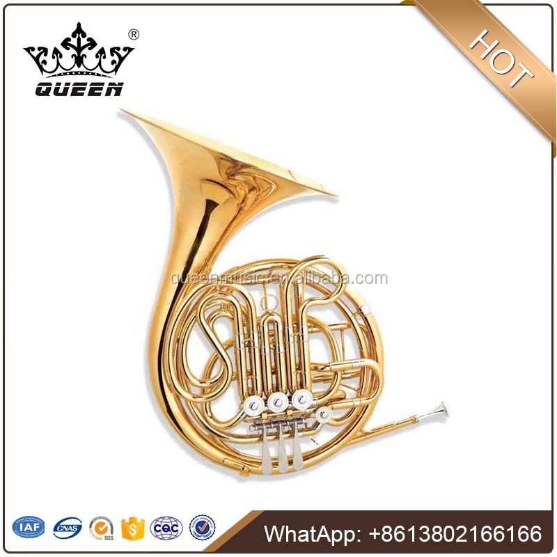 High grade 4-Key Double French Horn