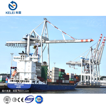 50ton tender project rail type container RMG gantry cranes for sale