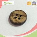 Coconut Round 4 Holes Custom Easy Button Designer Coat Buttons