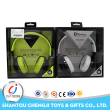 China manufacture funny wired bluetooth wireless headset