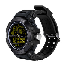 digital waterproof sports fitenss smart watch visionable in dark area