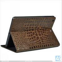Crocodile Pattern PU Leather Stand Case for iPad Mini2/ iPad Mini Retina P-IPDMINIiiCASE031
