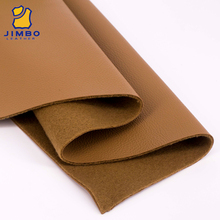 Roll Wholesale Upholstery Printing Quilted Eco Friendly Embossing Pvc Polyester Faux Leather Fabric For Clothing